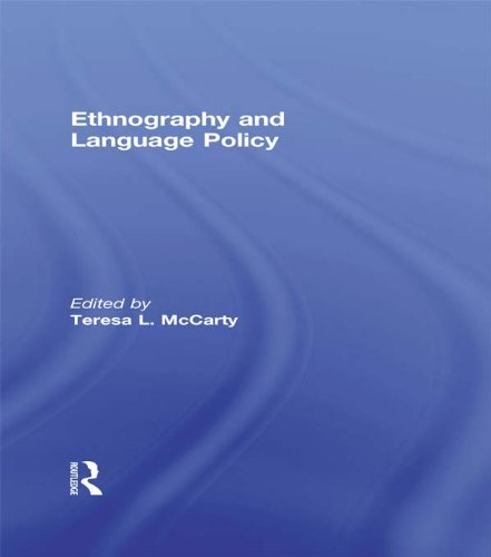 personal ethnography Knowledge, a means of identifying significant categories of human experience up close and personal ethnography enhances and widens top­down views and.