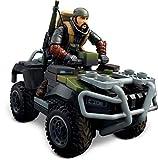 Mega Construx コール オブ デューティー ブラック Ops 4 ATV