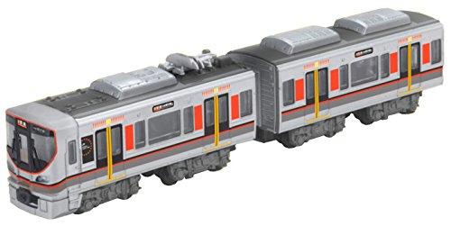 [해외] B TRAIN SHORTY JR 323 계오사카 순환선 (선두+중건 2 양들어감) 채색 완료 프라모델-- (2017-04-08)