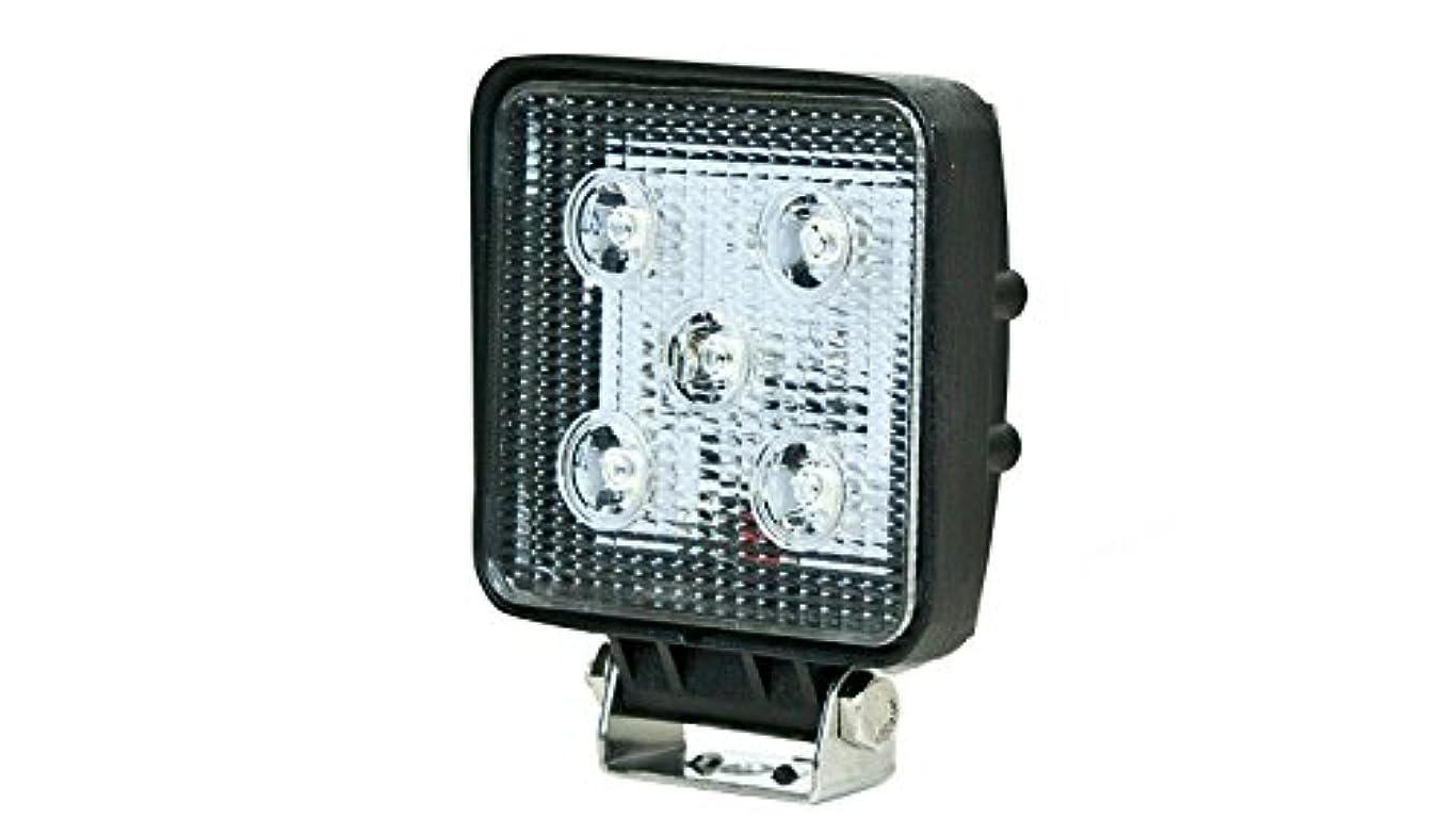 頼る良心的肺炎IPCW W2015-30 Universal 4 in. Square 5-LED 30-Degree Spot Light