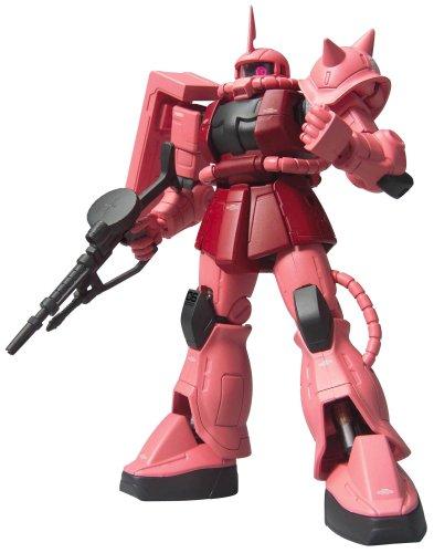 HCM-Pro 07-01 シャア専用ザク マスターマーキングVer.  機動戦士ガンダム