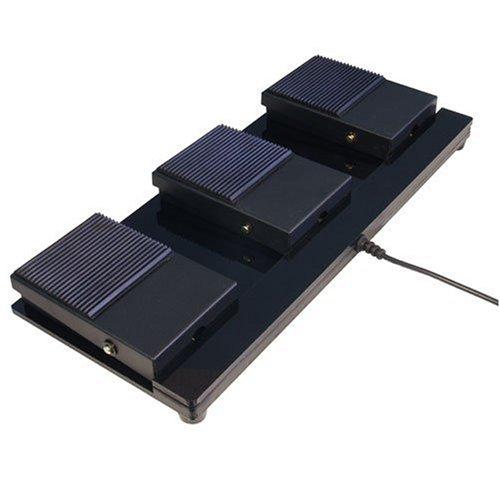 サイズ USB フットスイッチ 3入力 USB3FOOTSWITCH