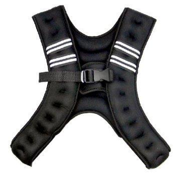 男女兼用の 究極 パワージャケット 総重量約5kg  着るだけでトレーニング 腹筋/スクワット等 筋トレ に最...