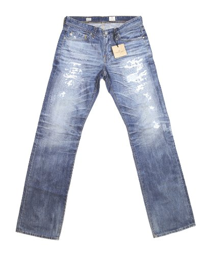 DENIM #17433 [THE PROTEGE STRAIGHT LEG] エージージーンズ