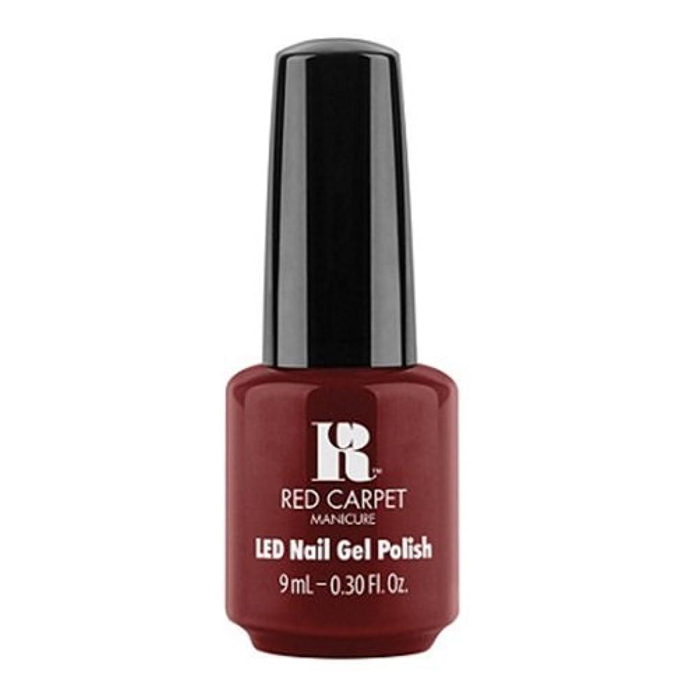 メールエッセイ水陸両用Red Carpet Manicure - LED Nail Gel Polish - Keepin' It Sassy - 0.3oz / 9ml