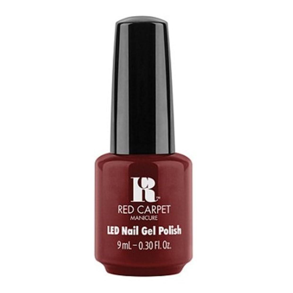 北へハッチ実験をするRed Carpet Manicure - LED Nail Gel Polish - Keepin' It Sassy - 0.3oz / 9ml