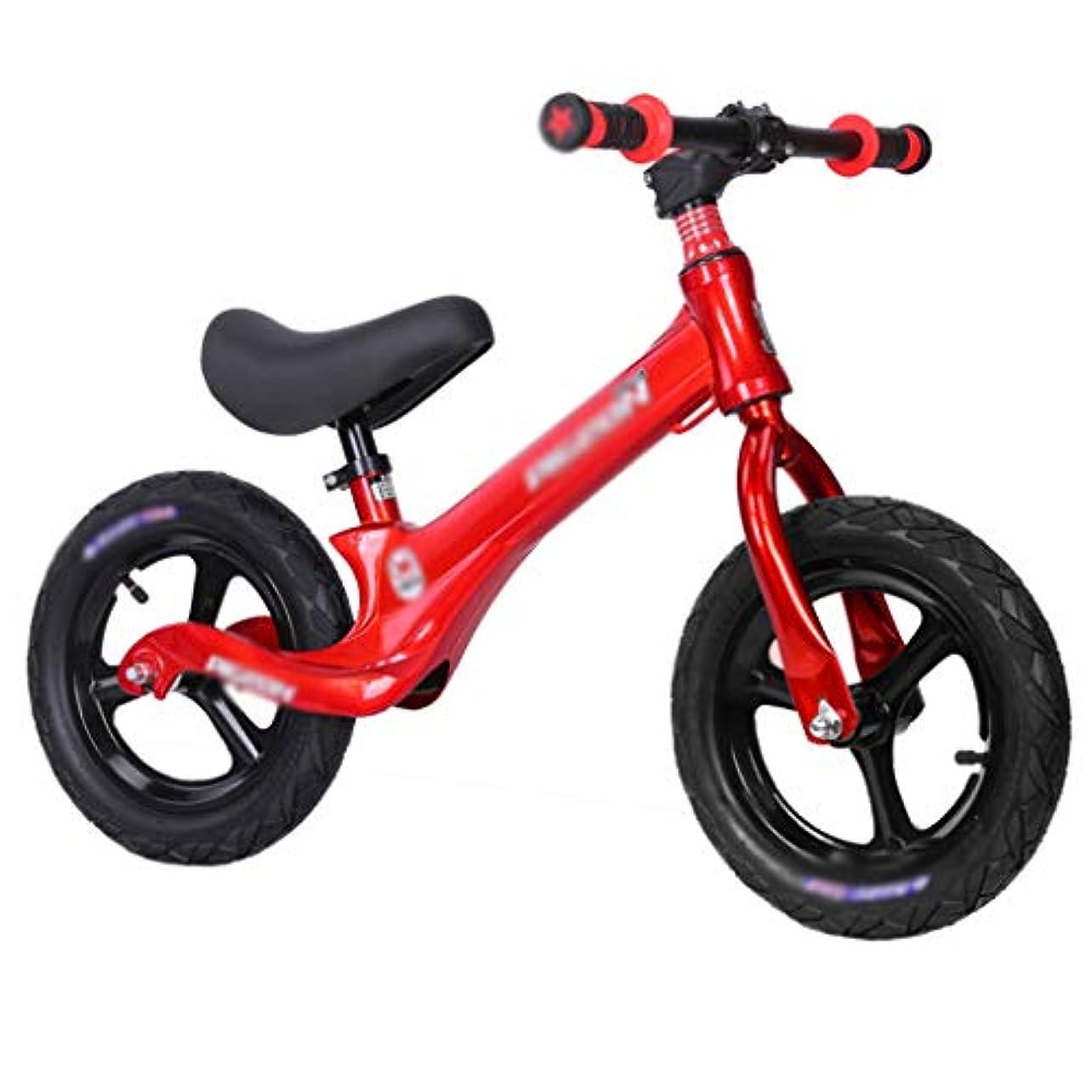 ファイアル親指解決12インチキッズバランスバイク乗用玩具およびゲーム幼稚園前のおもちゃの車ファストレーシング子供用ウォーキング自転車スポーツ誕生日ギフト2?6歳