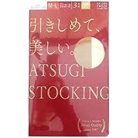 (アツギ)ATSUGI [アツギ]ATSUGI STOCKING(アツギ ストッキング) 引きしめて、美しい。 〈3足組〉  ウィメンズ