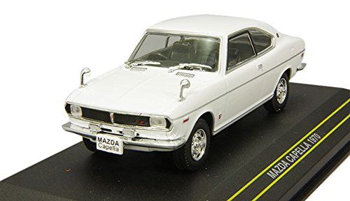FIRST:43 1/43 マツダ カペラ 1970 ホワイト