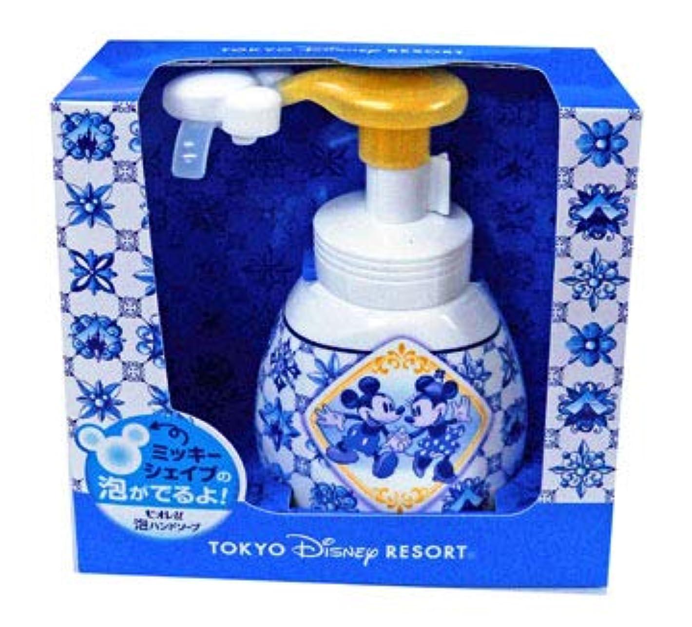 動物爪非アクティブ泡ハンドソープ(新デザイン) 東京ディズニーリゾート ミッキーとミニー柄  おみやげ