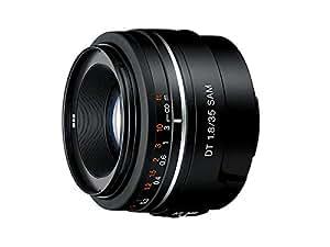 ソニー SONY 単焦点広角レンズ DT 35mm F1.8 SAM APS-C対応