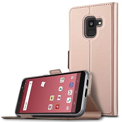 Galaxy Feel2 SC-02L ケース KuGi docomo Samsung Galaxy Feel2 SC-02L カバー スタンド機能 横開き 軽量 ...