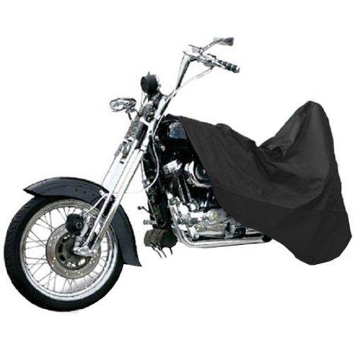 ブラックオートバイのカバーSuzuki Bandit gsf600GSF 600バイクカバーM