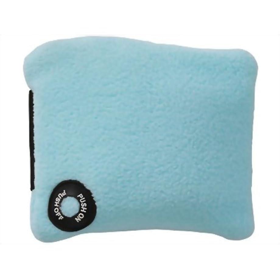 全国エアコン物理的にぶるる 足用 ブルー (1個)