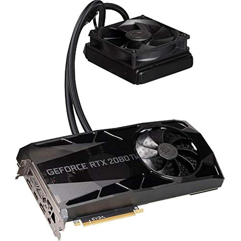マイルジョイント記憶EVGA GeForce RTX 2080 Ti FTW3 ULTRA HYBRID GAMING Graphics Card [並行輸入品]