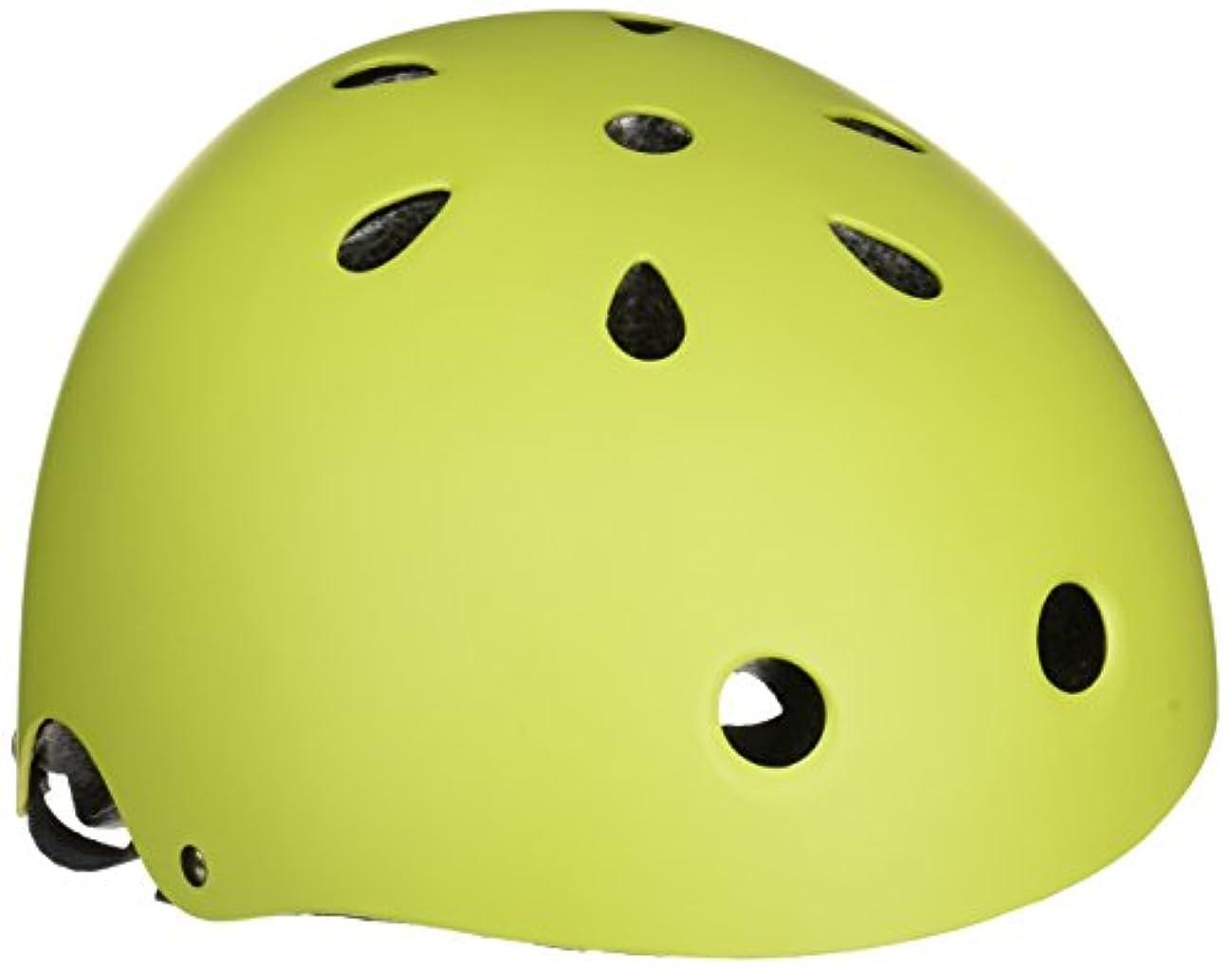 立法病者四回XCOOL(エックスクール) ヘルメット XCOOL マットライトグリーン