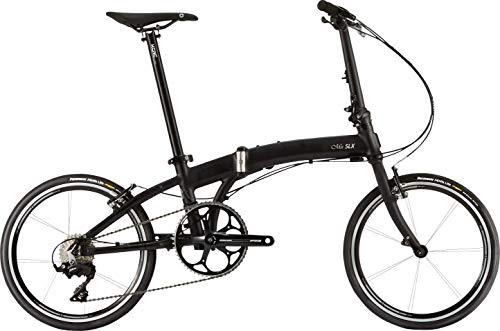 ダホン(DAHON) Mu SLX 11段変速 折りたたみ自転車 19MUSLBK00 ドレスブラック