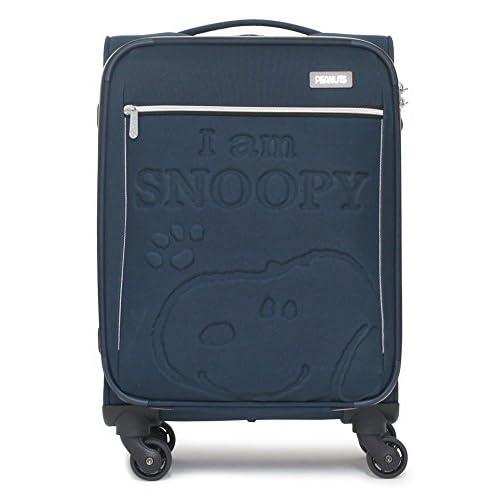 (ピーナッツ)peanuts スヌーピー SNOOPY ソフトキャリーケース PN-005 46cm NAVY