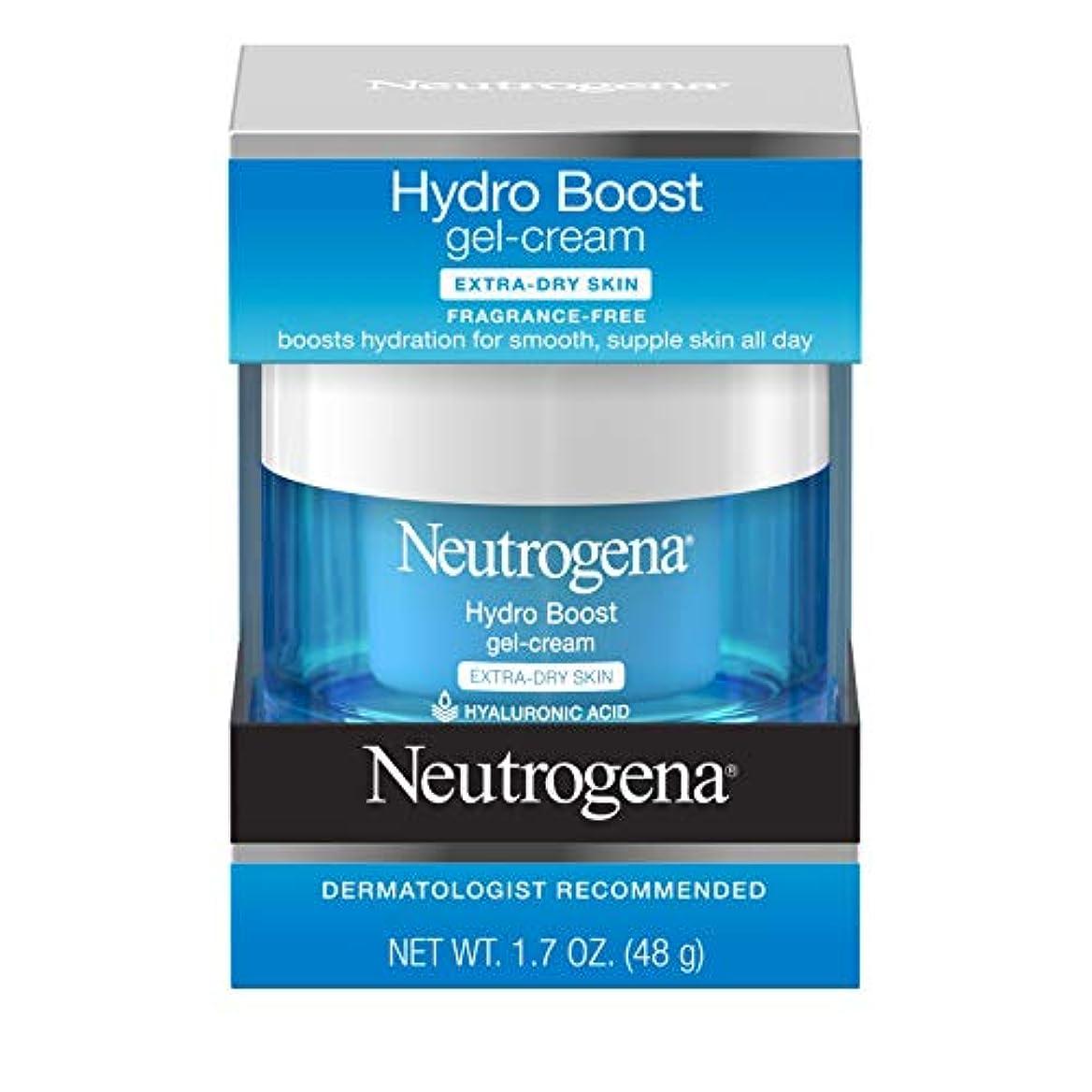 ハイライトハイライトチャネルNeutrogena Hydro Boost Gel Cream, Extra Dry Skin, 1.7 Ounce  海外直送品?並行輸入品