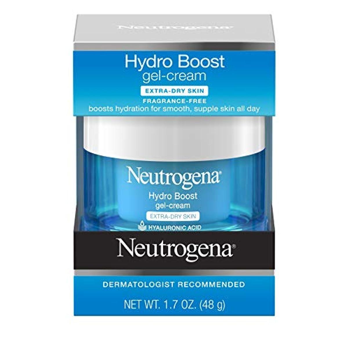 騒ぎ魔法とティームNeutrogena Hydro Boost Gel Cream, Extra Dry Skin, 1.7 Ounce  海外直送品?並行輸入品