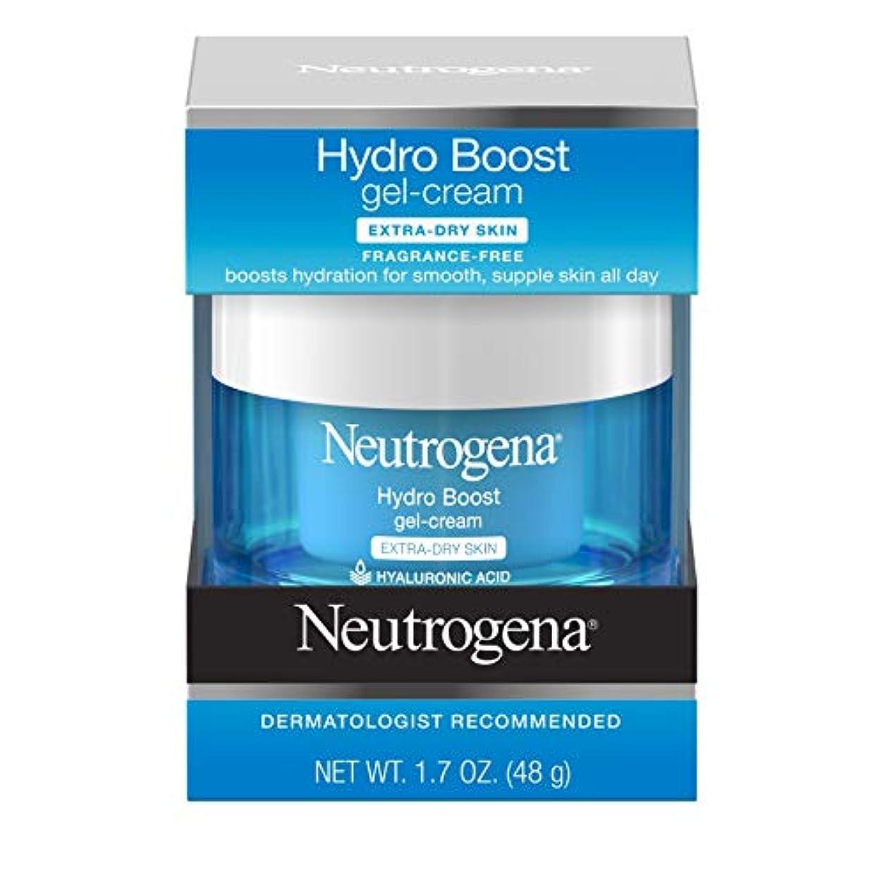 に向かって結論ハンバーガーNeutrogena Hydro Boost Gel Cream, Extra Dry Skin, 1.7 Ounce  海外直送品?並行輸入品