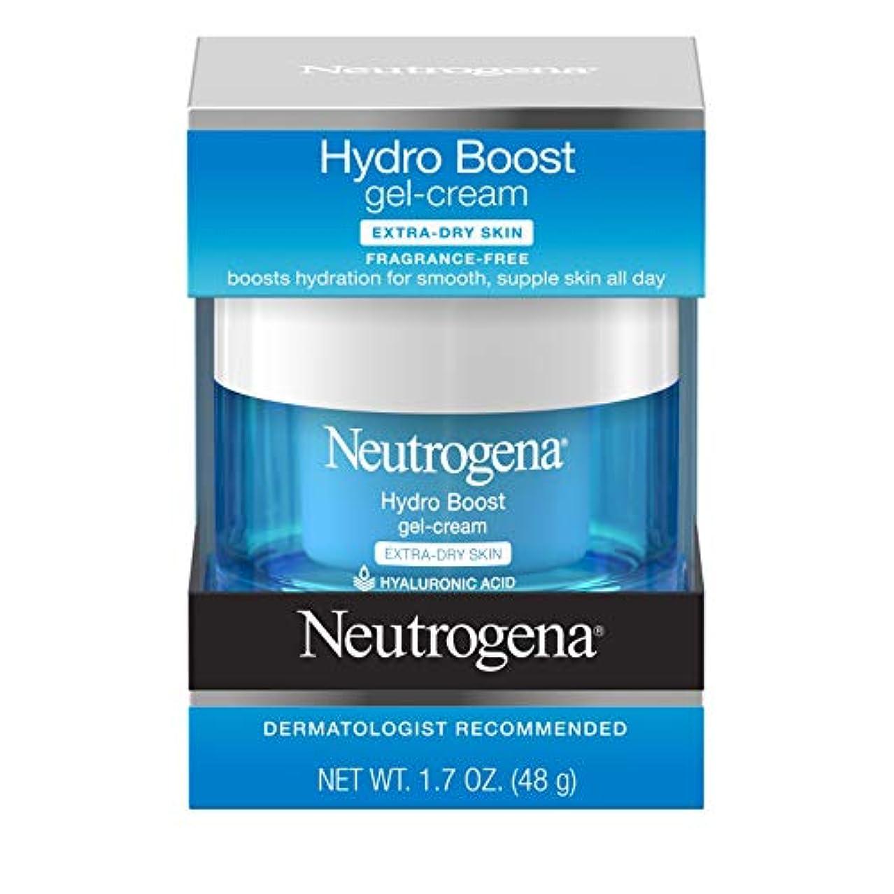 彼女は疑問を超えてNeutrogena Hydro Boost Gel Cream, Extra Dry Skin, 1.7 Ounce  海外直送品?並行輸入品