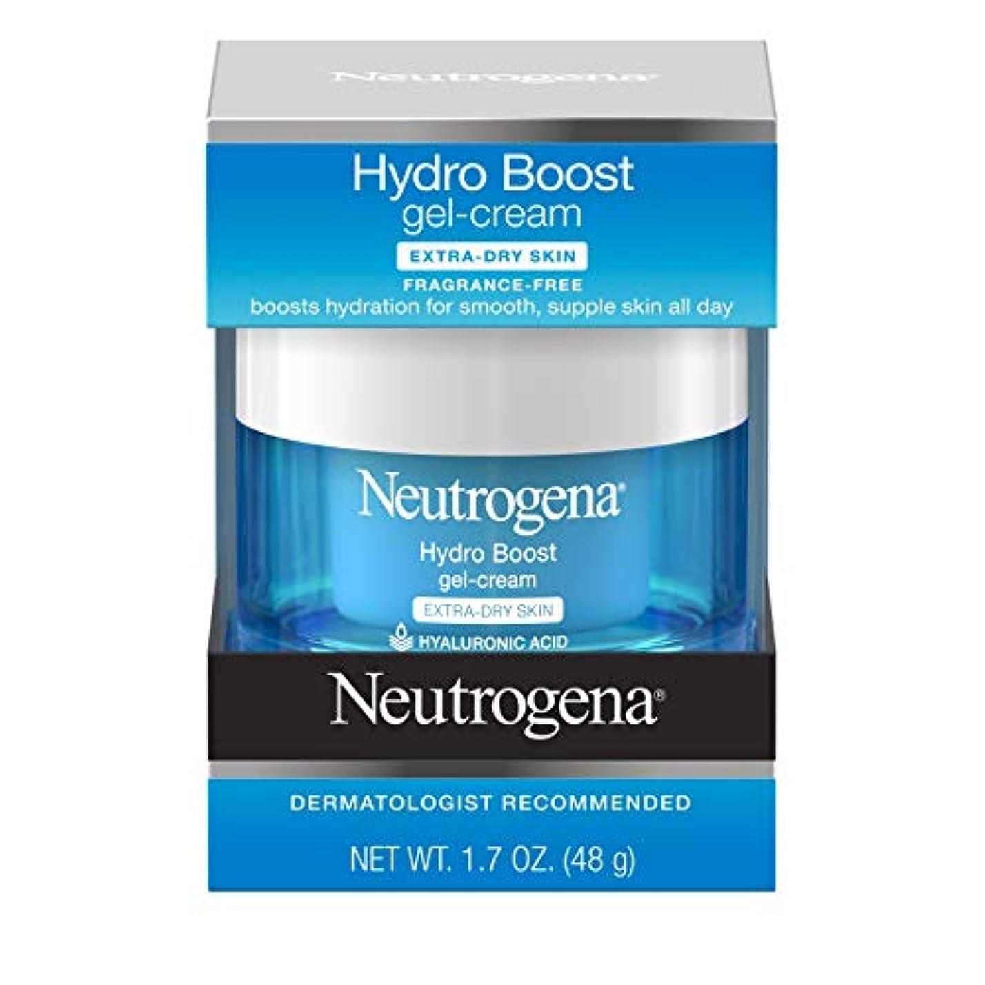 どこか文化傷跡Neutrogena Hydro Boost Gel Cream, Extra Dry Skin, 1.7 Ounce  海外直送品?並行輸入品