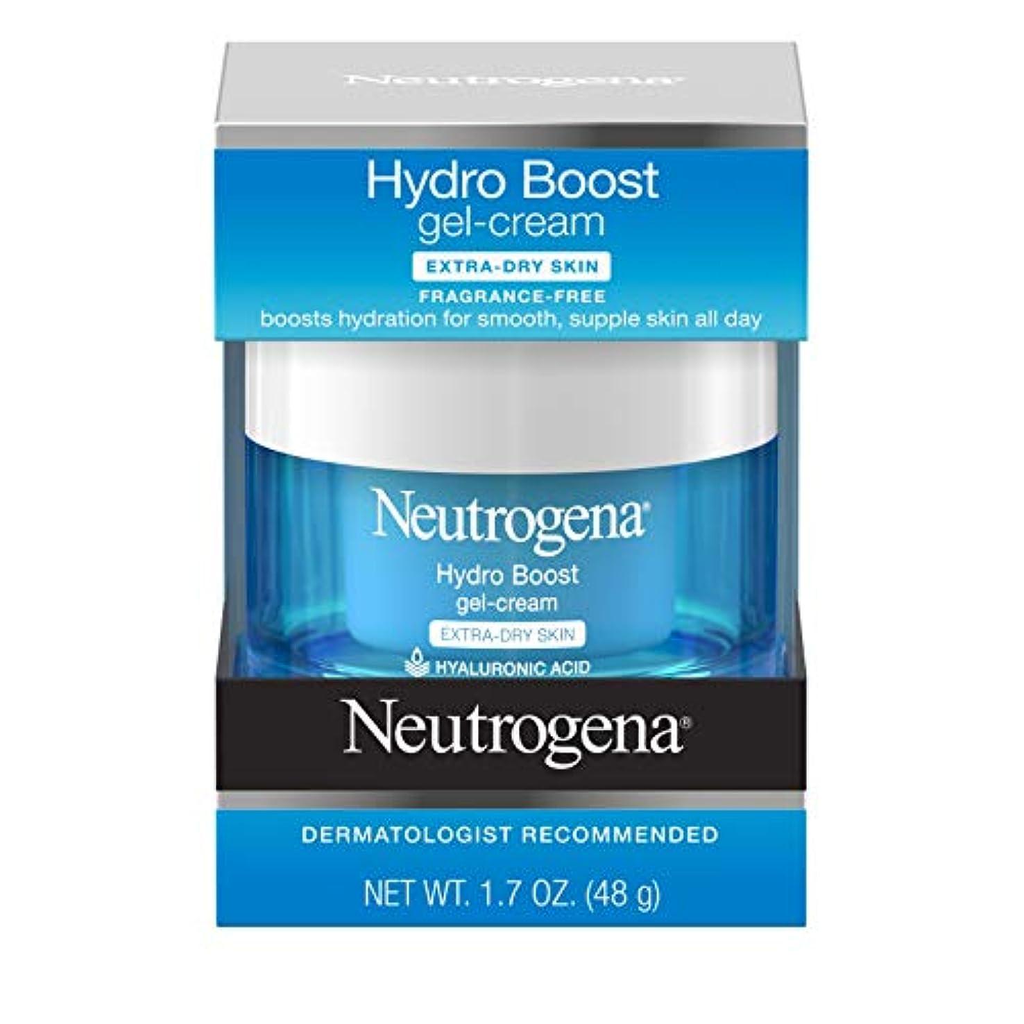 気づかない応じるマイルドNeutrogena Hydro Boost Gel Cream, Extra Dry Skin, 1.7 Ounce  海外直送品?並行輸入品