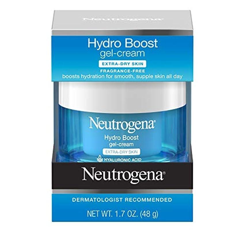 お世話になったうんざり啓示Neutrogena Hydro Boost Gel Cream, Extra Dry Skin, 1.7 Ounce  海外直送品?並行輸入品