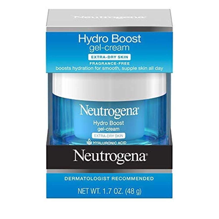 枯渇国旗わがままNeutrogena Hydro Boost Gel Cream, Extra Dry Skin, 1.7 Ounce  海外直送品?並行輸入品