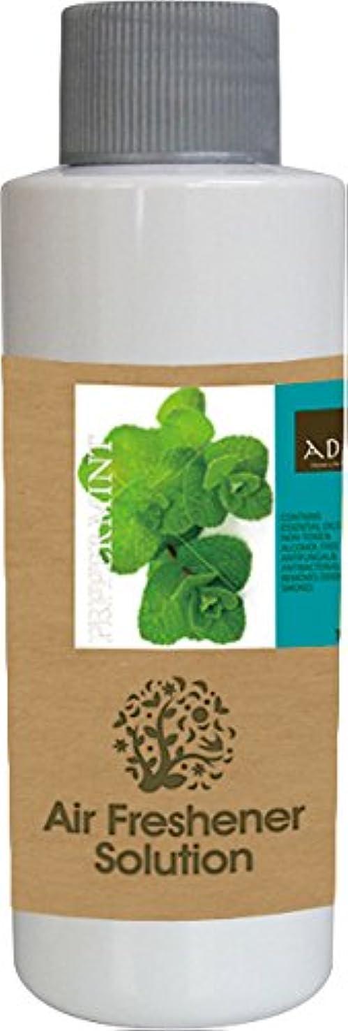 形式ジュースログエアーフレッシュナー 芳香剤 アロマ ソリューション ペパーミント 120ml
