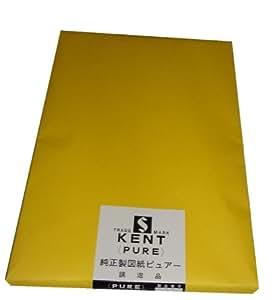 エスケント 製図用紙 ピュアケント 180kg A2 100枚 513002