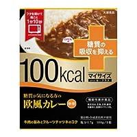 【大塚食品】マイサイズ いいね!プラス 糖質が気になる方の欧風カレー 140g×30個