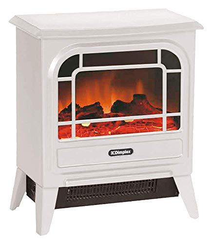暖炉ヒーター 電気ストーブ マイクロストーブ ディンプレックス ホワイト コンパク アンティーク Dimplex 正規品
