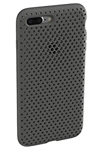 AndMesh Mesh Case for iPhone7 Plus ケース【Amazon限定】耐衝撃メッシュケース | グレー | iPhone7 Plus ケース AMMSC711-GRY