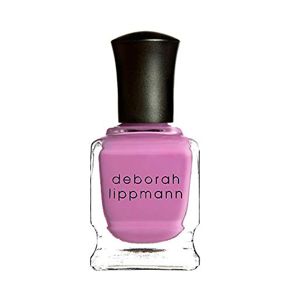 ナチュラルシリーズ森林【デボラリップマン Deborah Lippmann】SHE BOP ネイルポリッシュ ピンク PINK TWINKLE 15ml