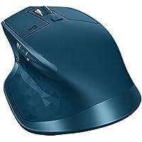 Logicool ロジクール MX2100sMT MX Master 2S ワイヤレスレーザーマウス ミッドナイトティール FLOW機能付 Bluetooth/USB接続 Windows/Mac対応
