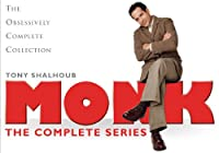 Monk: Complete Series Limited Edition Box Set [DVD] [Import]
