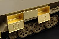 HLX48279 ハウラー 1/48 Sd.Kfz.251/1 C型 雑具箱 エッチングパーツ(AFVクラブ 用)