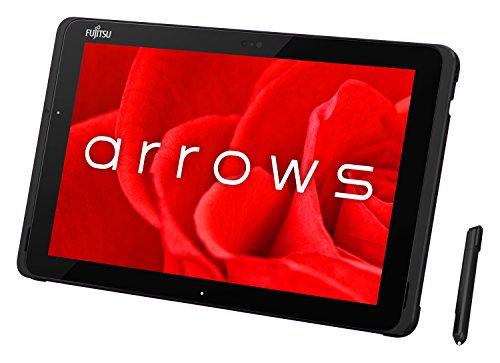 富士通 タブレット arrows Tab QHシリーズ WQ2/C1(Windows 10 Home/10.1型ワイド液晶/Atom/4GBメモリ/約64...