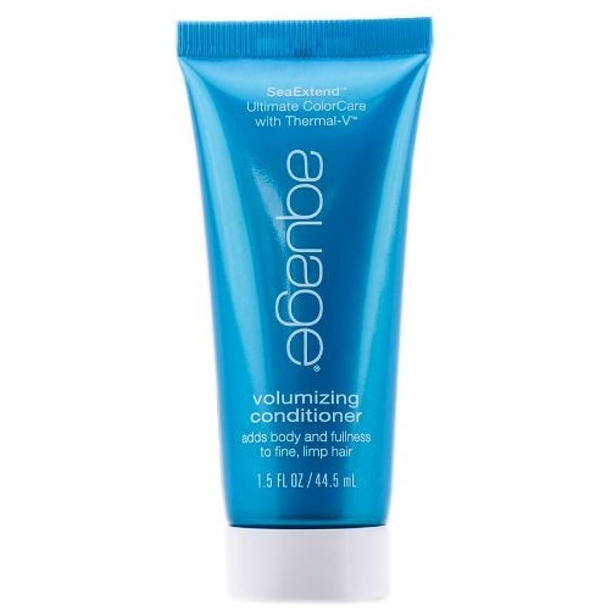 被害者分泌する丁寧Aquage Sea Extend Volumizing Conditioner 1.5 oz by Aquage