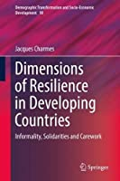 Dimensions of Resilience in Developing Countries: Informality, Solidarities and Carework (Demographic Transformation and Socio-Economic Development)