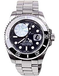JF サブマリーナデイト ブラック メンズ 腕時計 時計 ウォッチ
