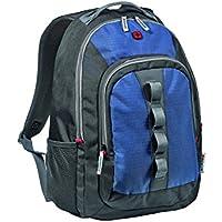 "Wenger 604428 Mars 16"" Laptop Backpack, Blue, 46 Centimeters"