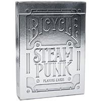 [セオリー11]theory11 Theory 11 Silver Steampunk Playing Cards Premium playing cards [並行輸入品]