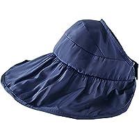 スポーツ サンバイザー Hoomoi ジョギング ランニング ゴルフ テニス メンズ レディース 帽子 吸汗速乾 抗菌防臭 日焼け防止 UVカット 紫外線対策 軽量