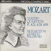 Haydn Quartets K.421,428,458