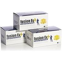 フュージョンEXプラス fusionEX plus 3箱セット 3ヶ月分 シトルリン アルギニン クラチャイダム 男性用 増大サプリメント