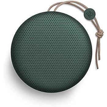 Bang & Olufsen ワイヤレススピーカー BeoPlay A1 360度サウンド 連続再生約24時間 Bluetooth/通話対応 防滴仕様 USB Type-C充電対応 2019年春夏コレクション パイン (Pine) 高級オーディオブランド 【国内正規品/保証期間2年】