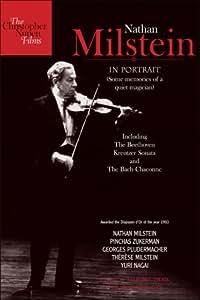Nathan Milstein in Portrait [DVD] [Import]